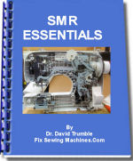 Learn to Sew with Essentials of Sewing Machine Repair