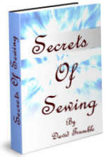 Secrets Of Sewing teaches how to sew so people can learn how to sew.