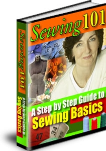 how to sew with zippers from Sewing 101