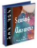 Top Ten Sewing Answers