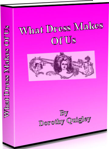 Learn to sew with What Dress Makes Of Us