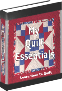 Learn to sew with My Quilt Essentials